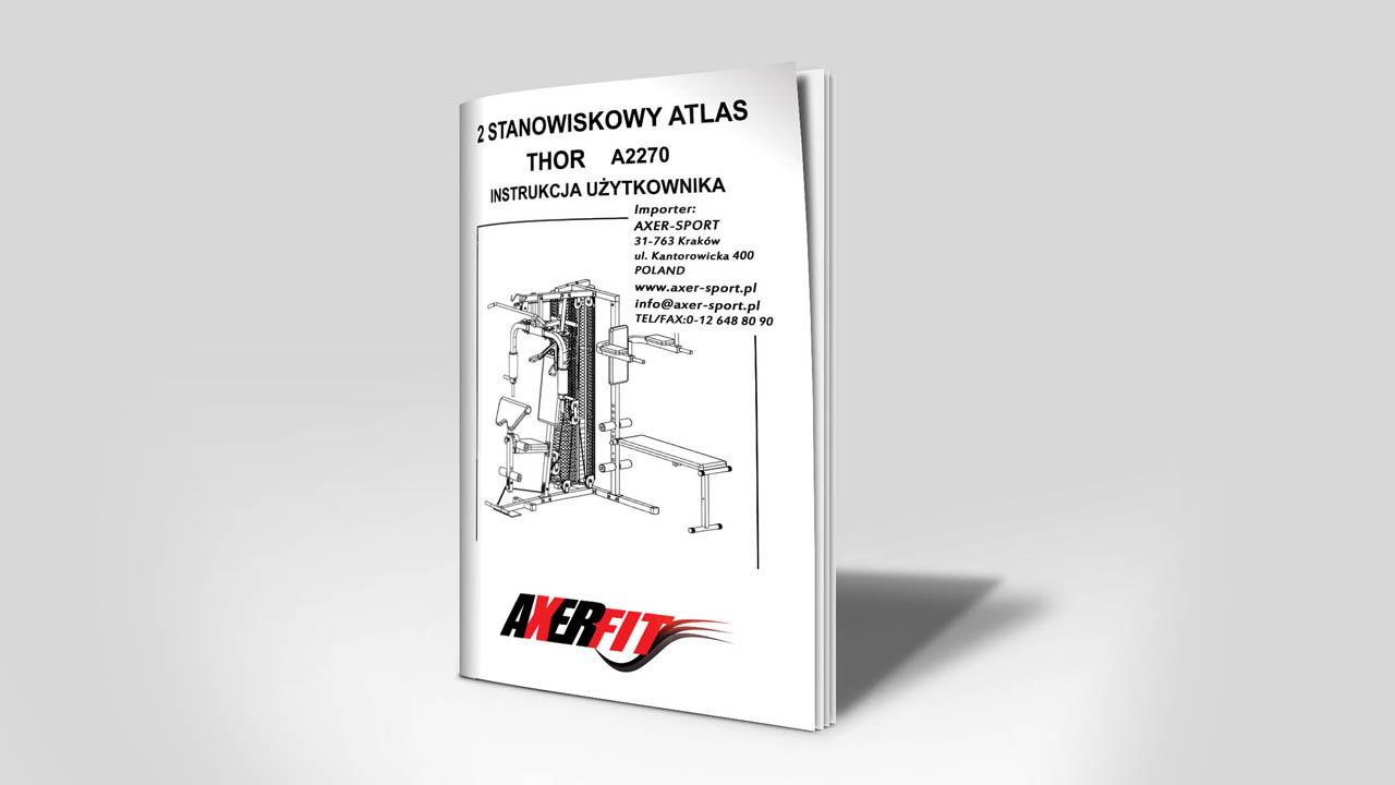KRAK-GRAF portfolio AXERFIT instrukcje 8