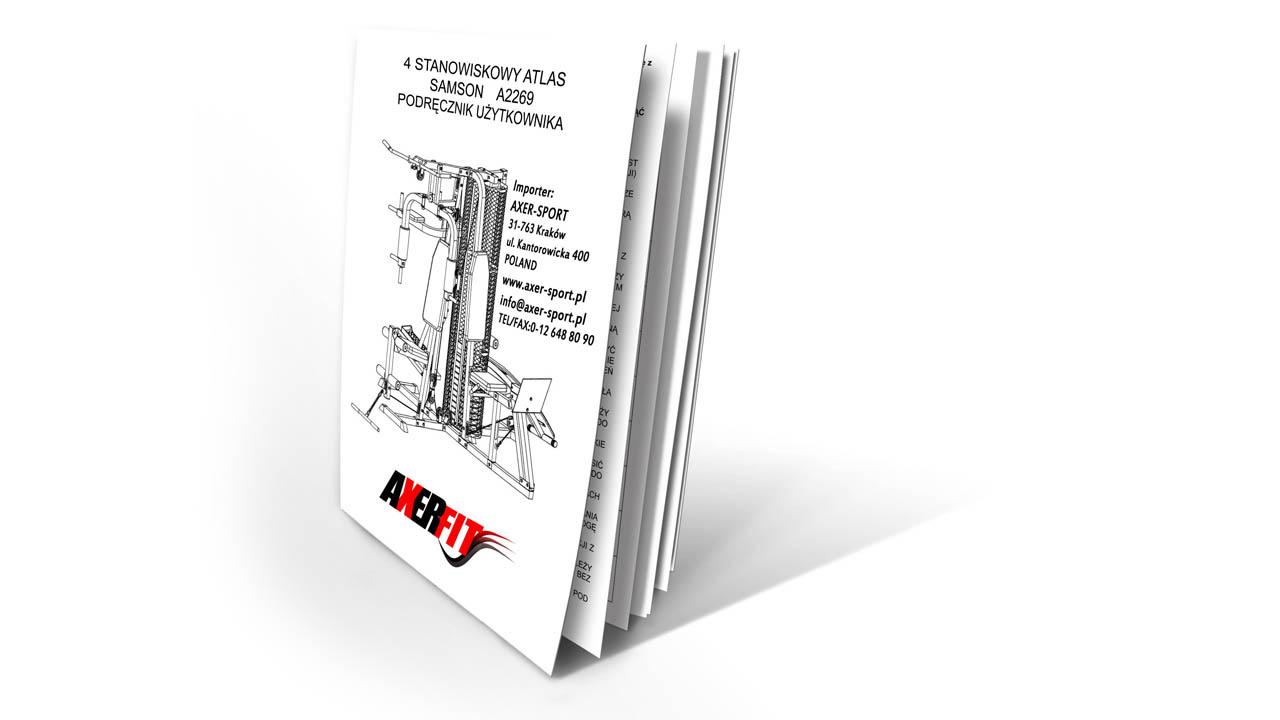 KRAK-GRAF portfolio AXERFIT instrukcje 4
