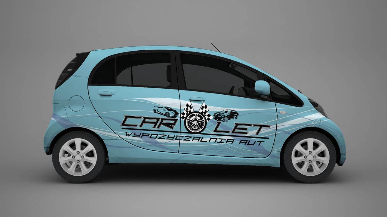 KRAK-GRAF portfolio CAR LET samochód 1