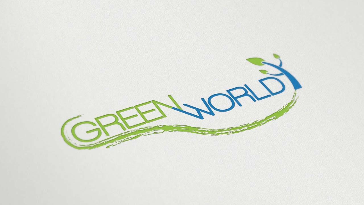 KRAK-GRAF portfolio GREEN WORLD logo 1