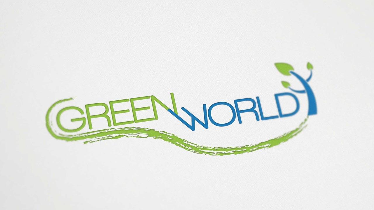 KRAK-GRAF portfolio GREEN WORLD logo 2