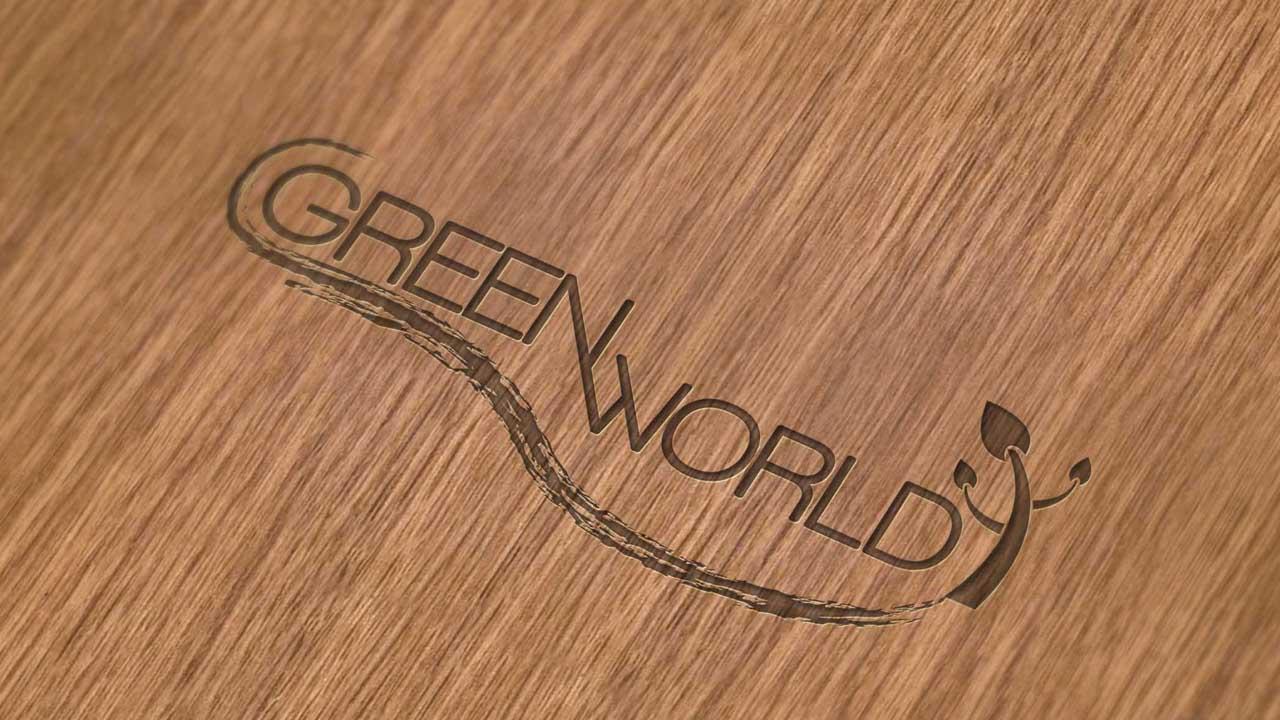 KRAK-GRAF portfolio GREEN WORLD logo 3