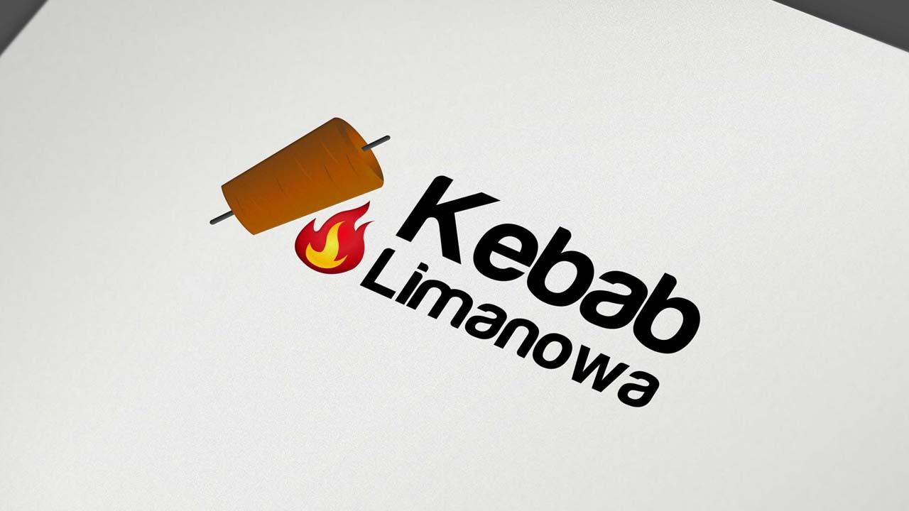 KRAK-GRAF portfolio KEBAB LIMANOWA logo 1