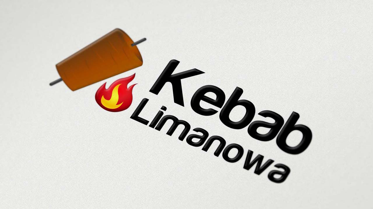 KRAK-GRAF portfolio KEBAB LIMANOWA logo 2