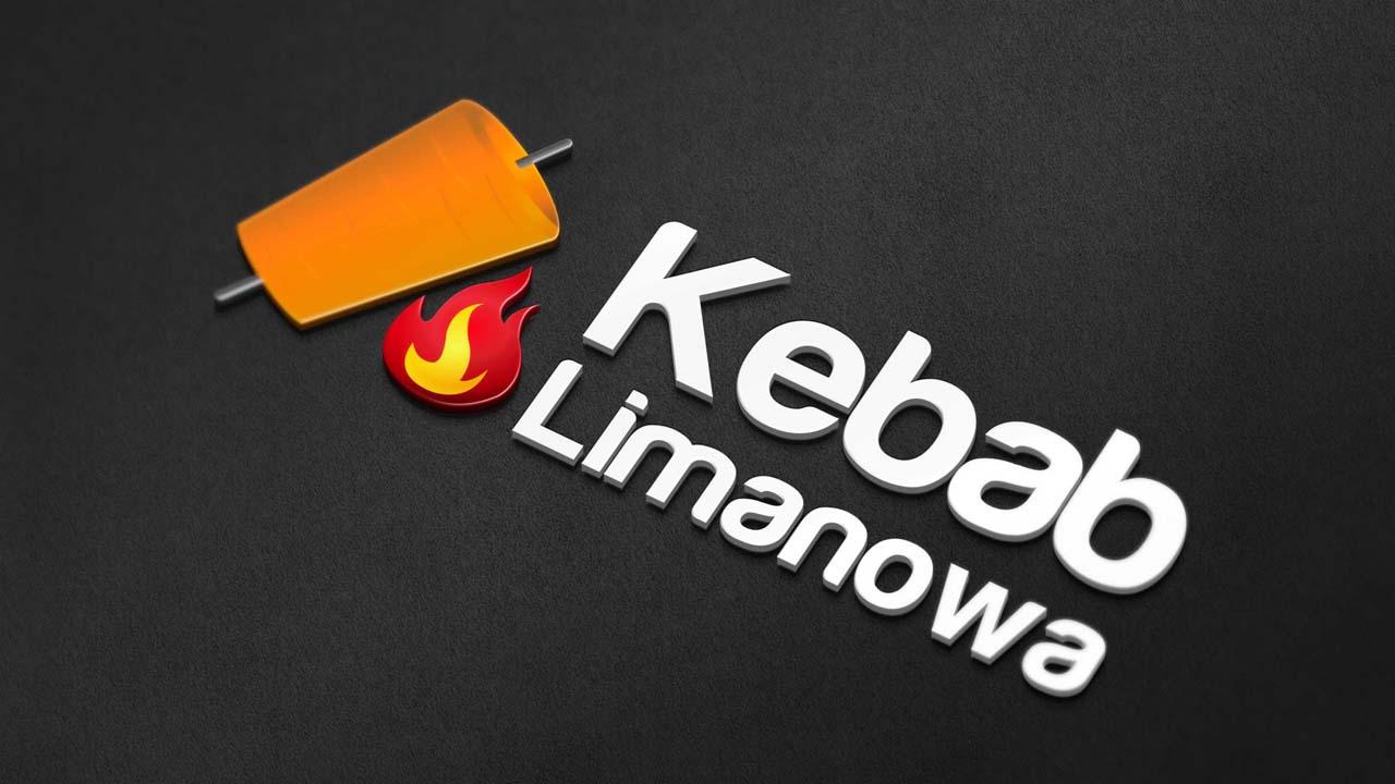 KRAK-GRAF portfolio KEBAB LIMANOWA logo 3