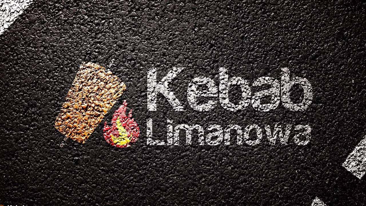 KRAK-GRAF portfolio KEBAB LIMANOWA logo 4