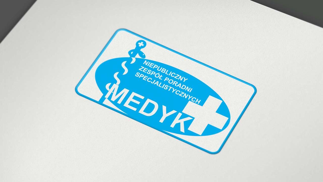 KRAK-GRAF portfolio MEDYK logo 1