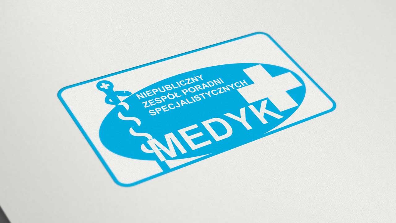 KRAK-GRAF portfolio MEDYK logo 2