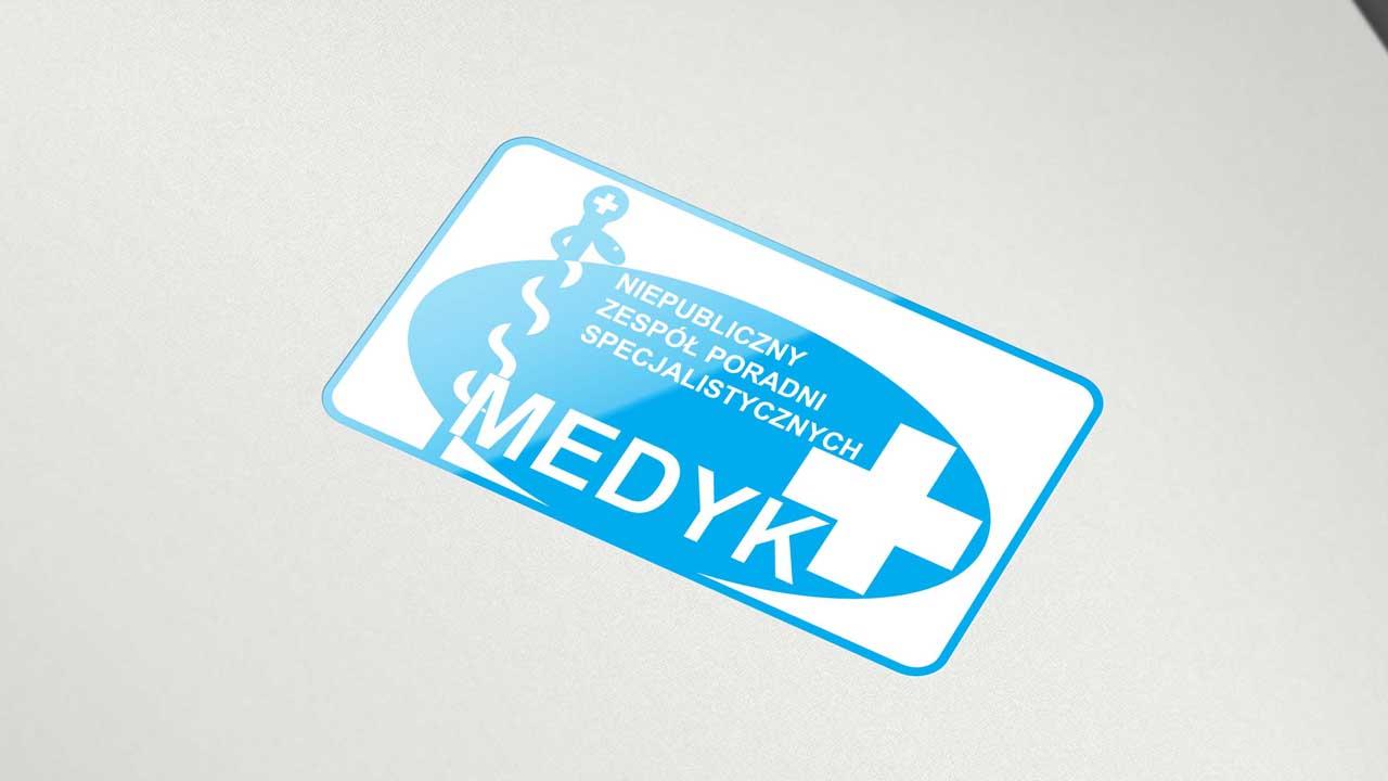 KRAK-GRAF portfolio MEDYK logo 3