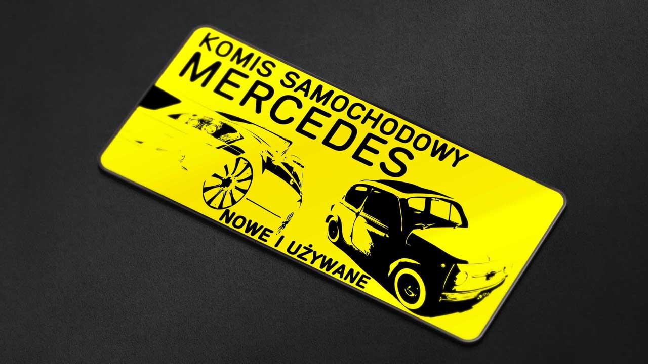 KRAK-GRAF portfolio MERCEDES logo 3
