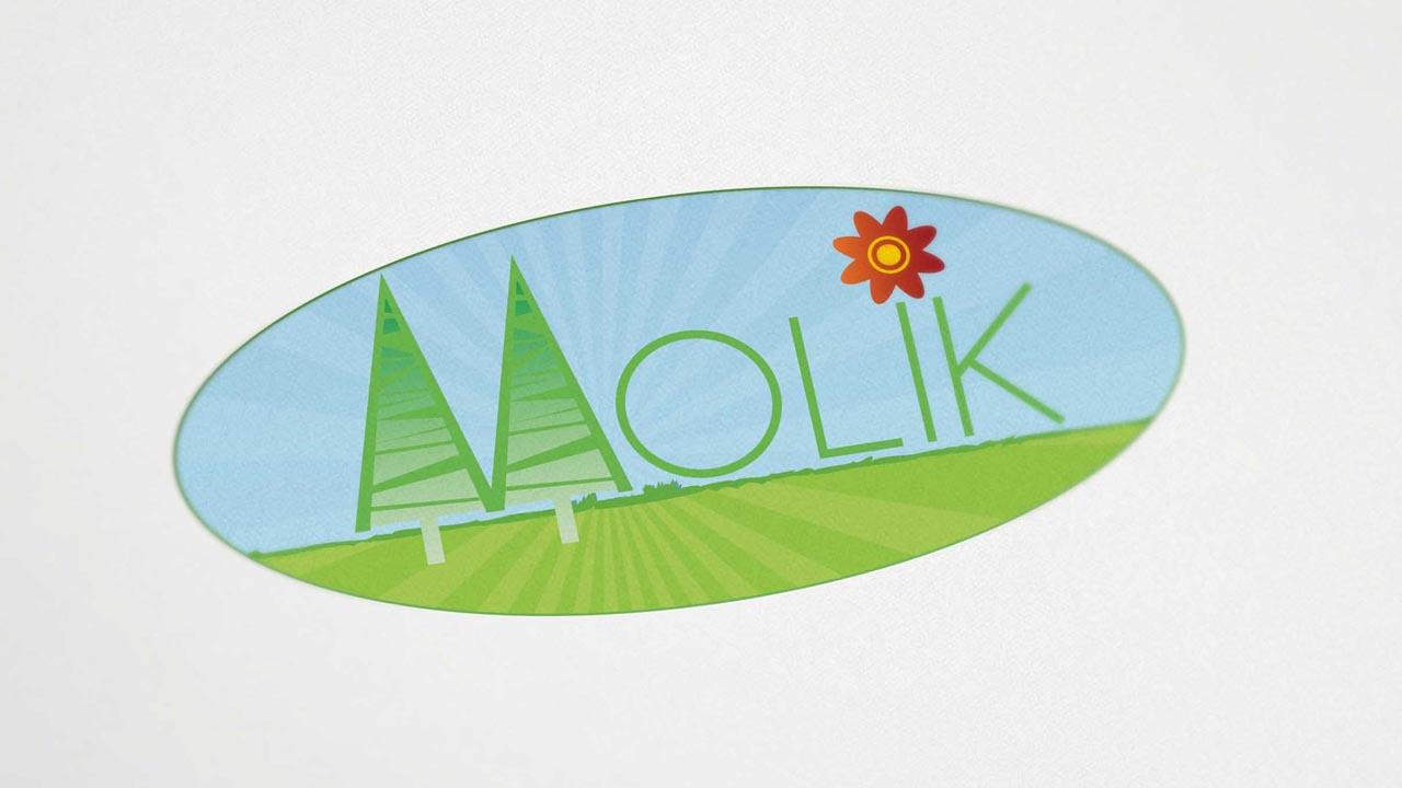 KRAK-GRAF portfolio KRZEWY MOLIK logo 1