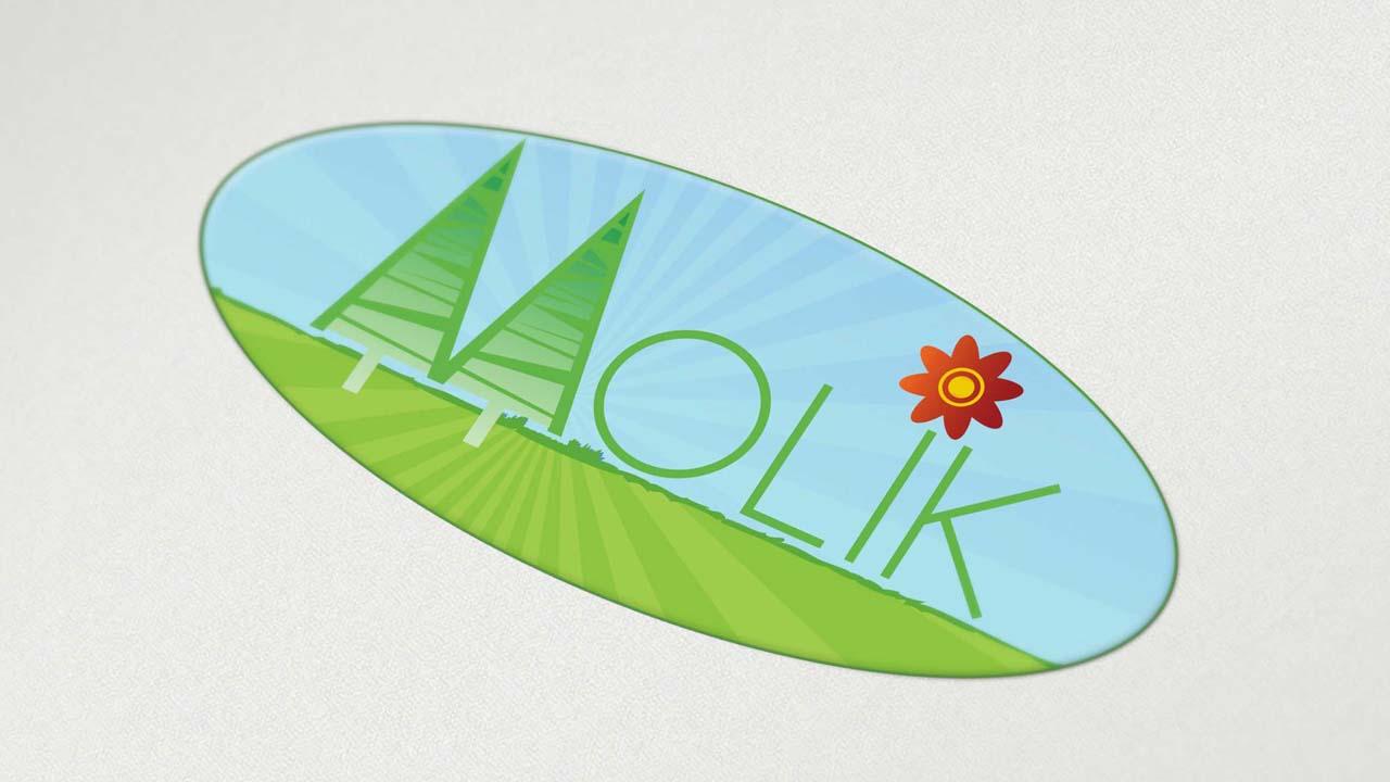 KRAK-GRAF portfolio KRZEWY MOLIK logo 2