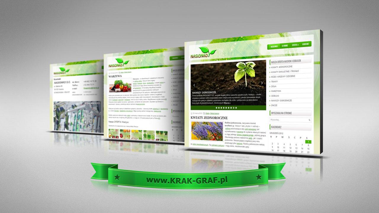 KRAK-GRAF portfolio NASIONKO strona www 2
