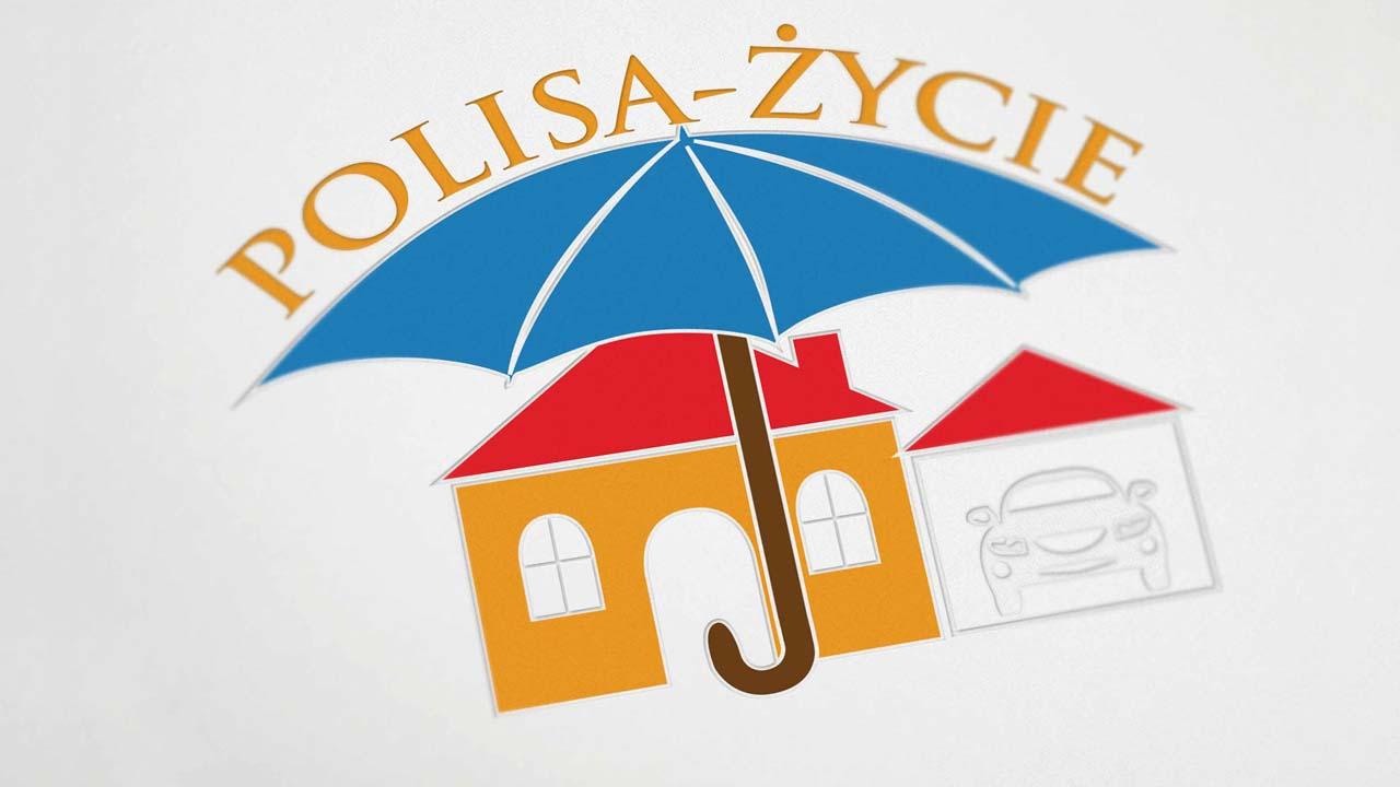 KRAK-GRAF portfolio POLISA ŻYCIE logo 2