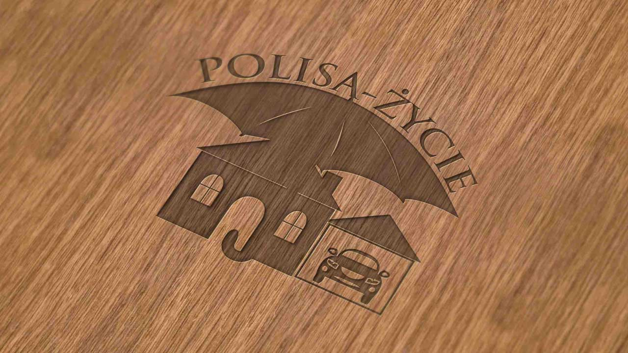 KRAK-GRAF portfolio POLISA ŻYCIE logo 4