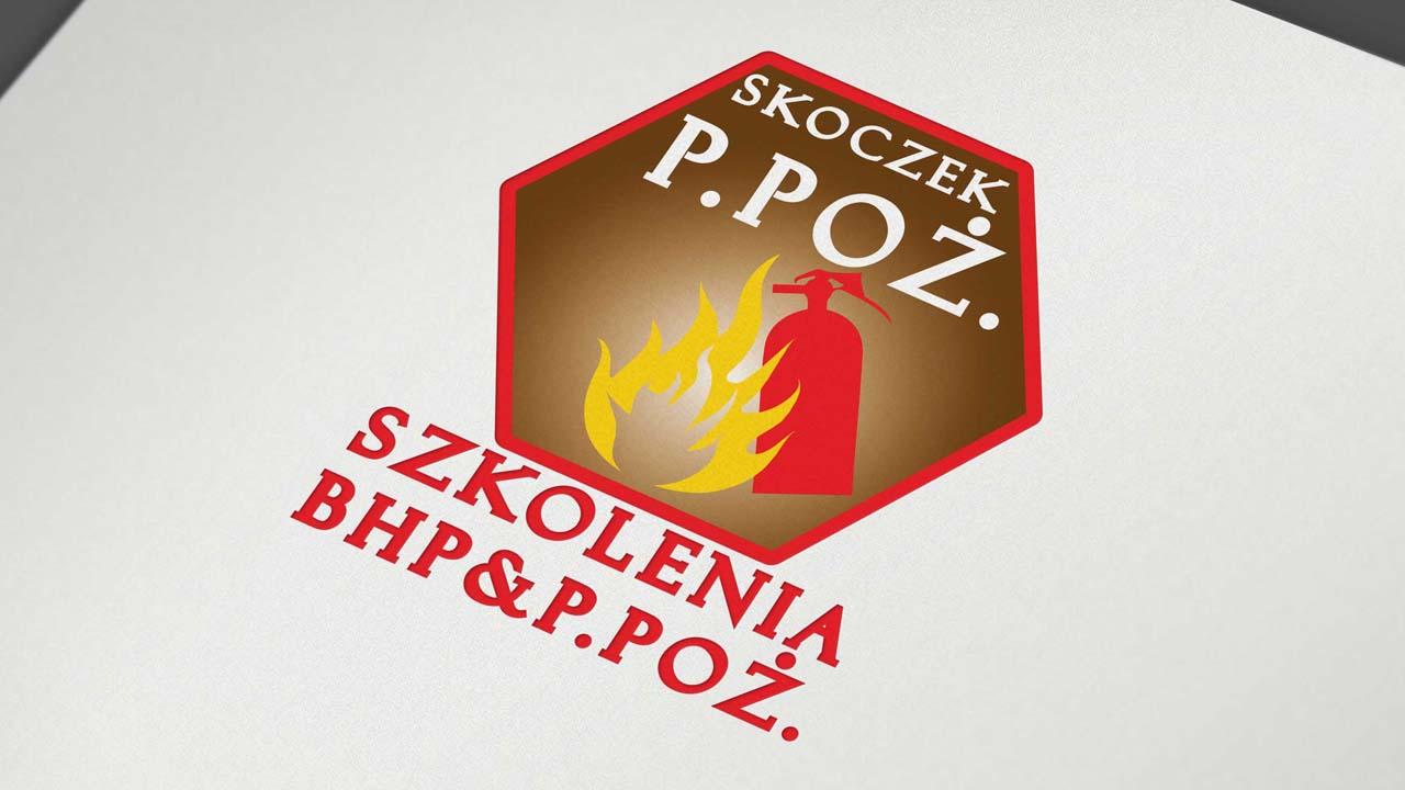 KRAK-GRAF portfolio SKOCZEK P.POŻ. logo 1