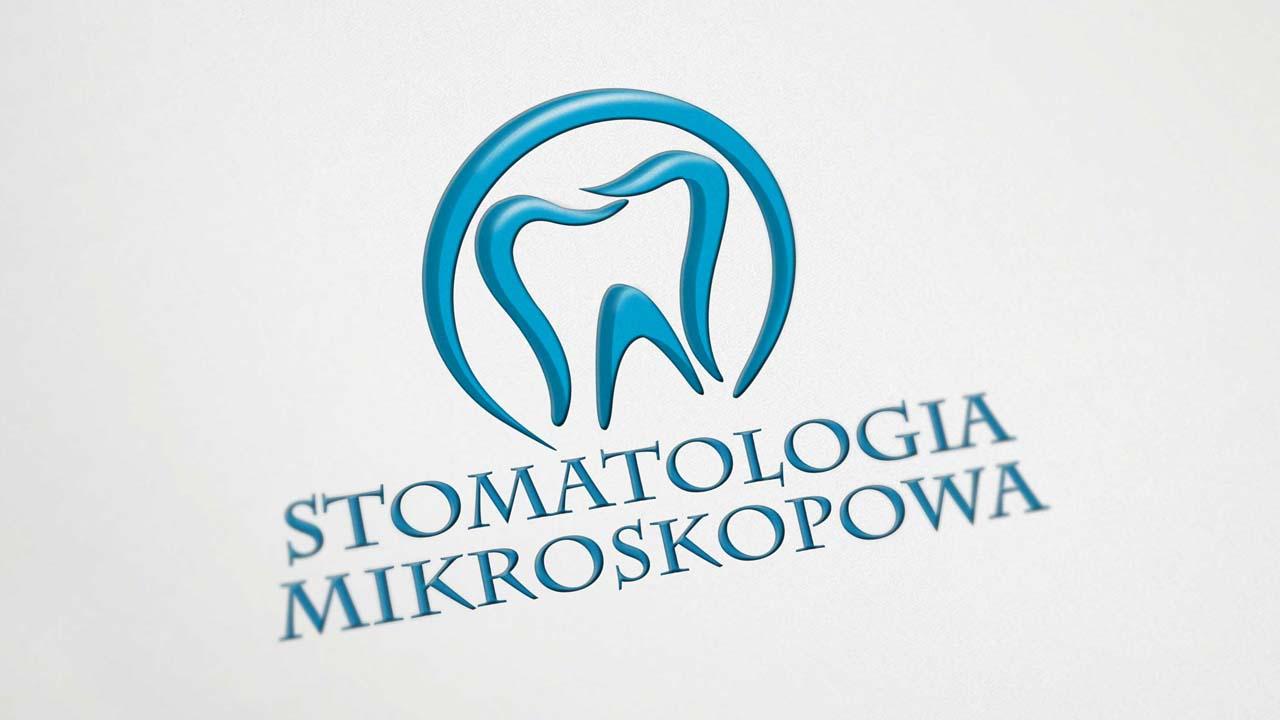 KRAK-GRAF portfolio STOMATOLOGIA MIKROSKOPOWA logo 2