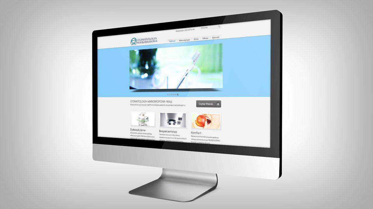 KRAK-GRAF portfolio STOMATOLOGIA MIKROSKOPOWA strona www 1