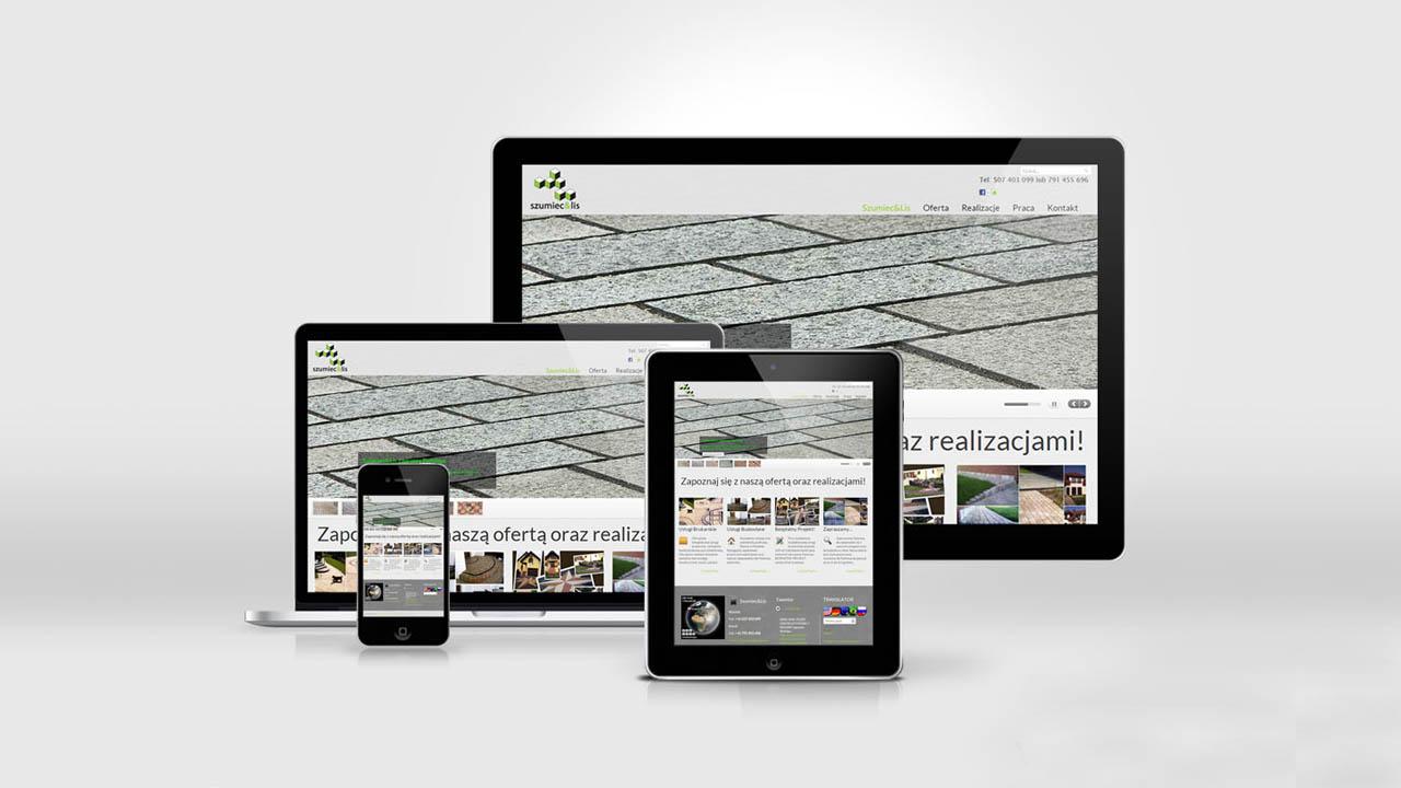 KRAK-GRAF portfolio SZUMIEC&LIS strona internetowa 4