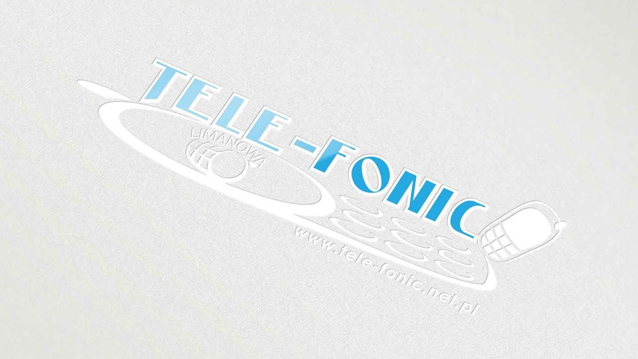 KRAK-GRAF portfolio TELE-FONIC logo 1