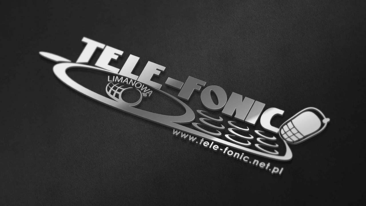 KRAK-GRAF portfolio TELE-FONIC logo 2