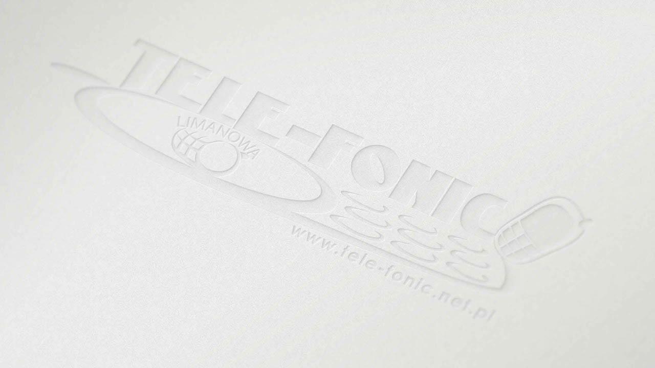KRAK-GRAF portfolio TELE-FONIC logo 3