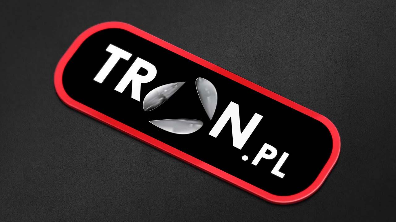 KRAK-GRAF portfolio TRON logo 3