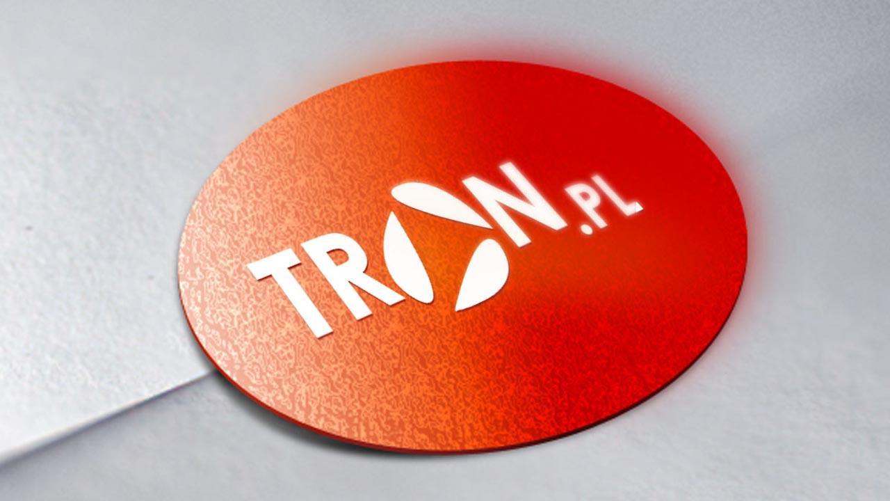 KRAK-GRAF portfolio TRON wizualizacja logo 4