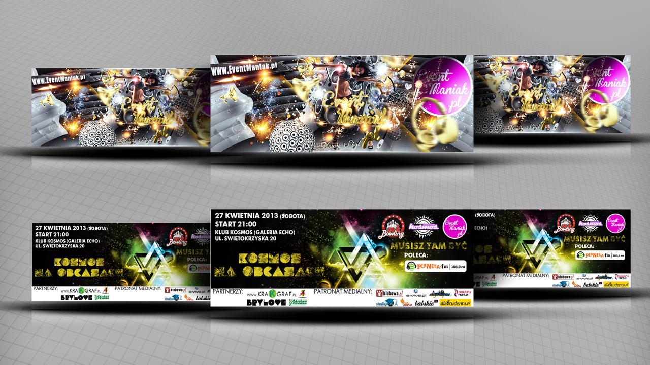 KRAK-GRAF portfolio EventMANIAK.pl Facebook covers 1